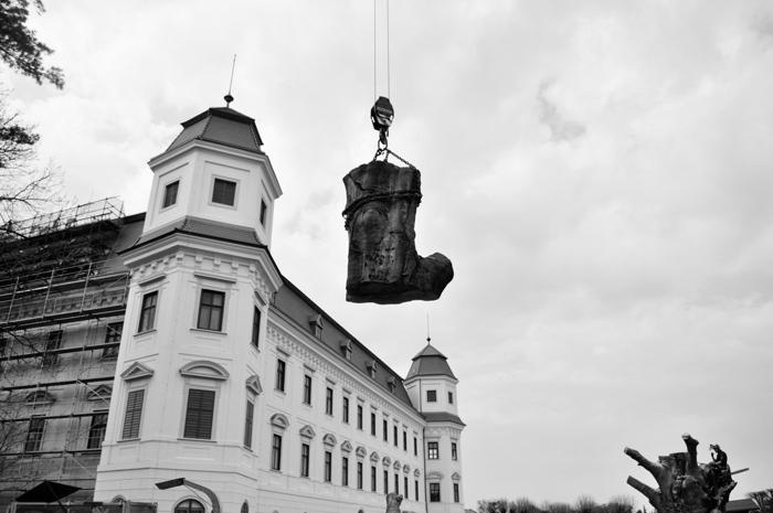orezstromu.cz - Reference Zámecký park Holešov - Rizikové kácení památného buku
